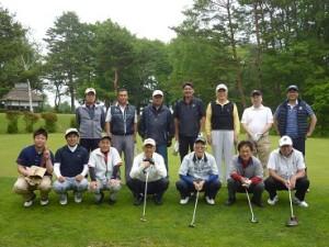 税理士会のゴルフ大会
